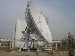 Wholesale communication antenna: TDT WTX9.0m Satellite Communication Antenna in C- or Ku-band with 2 or 4-port Feed