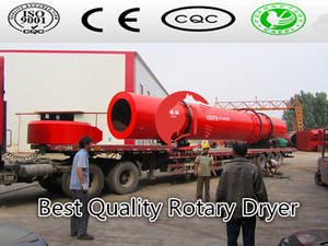 Wholesale fly ash: Environmatal  Rotary Coal Fly Ash Dryer Machine