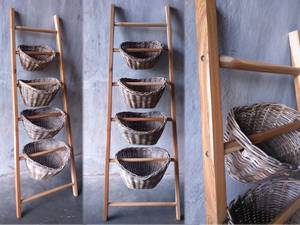 Wholesale Bamboo, Rattan & Wicker Furniture: Rattan Ladder