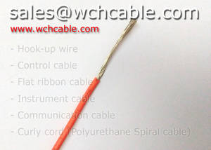 Wholesale silver plated copper strip: Flexible FEP Teflon Welding Wire UL1226, UL1227, UL1371, UL1538