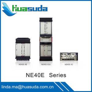 Wholesale internet: Huawei NE40E X3 X8 X16 for Internet Data Centers Core IP Network Routers
