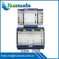 Huawei OSN7500 Core Fiber Optical Transmission Network System SDH PDH ATM TDM MPLS ETH WDM Equipment