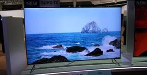 Wholesale q: 2017 Samsungs 65 SERIES 8 CURVED UHD QLED TV - QA65Q8CAMWXXY Television