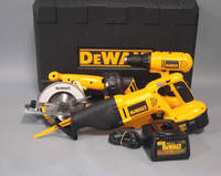 FREE SHIPPING — DEWALT Combo Kit with NANO Technology — 4-Tool