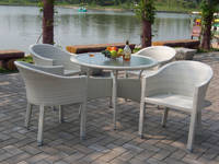 New Models Rattan Outdoor Garden Furniture (LF004)