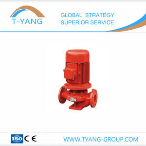 Wholesale fire pump: XBD-DL Series Multistage Centrifugal Fire-fighting Pump