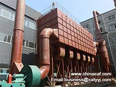 Wholesale high temperature kiln: Dust Collection System