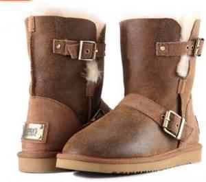 Wholesale Boots: Wholesale Cheap Fashion Winter Sheepskin Snow Boot