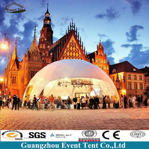 Wholesale outdoor tents for events: Outdoor Event Canopy Dome Shaped Tents for Sale