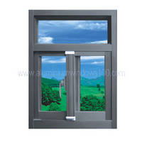 Fluoro-Carbon Coated Energy-efficient Door&Window