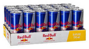Wholesale drink: Red-Bull Energy Drinks (250ml)