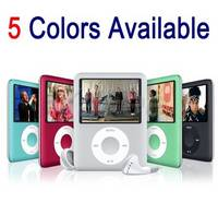 ReaL Color LCD Screen MP4 Digital Player