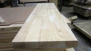 Wholesale wood: Rubber Wood Finger Jointed Panels