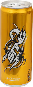 Wholesale ginseng: Sting Energy Drink 330ML
