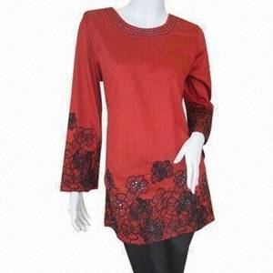 Wholesale embroidery: Blouse