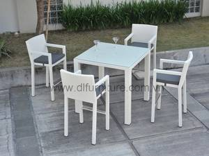 Wholesale table: Patio Furniture Table and Chair
