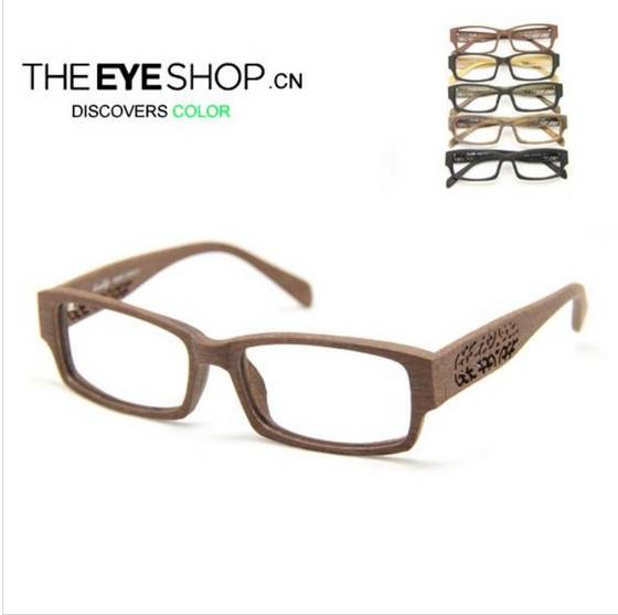 fake wood glasses frame yun zhou brother beijing coltd