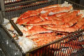 Wholesale king crab: Red King Crab