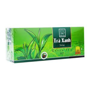 Wholesale bags: PhucLong Green Tea Bag X 24 Bags