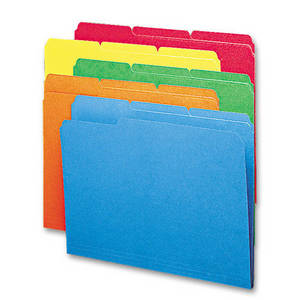 Three Color Stone Manufacture Limited Paper File Folder