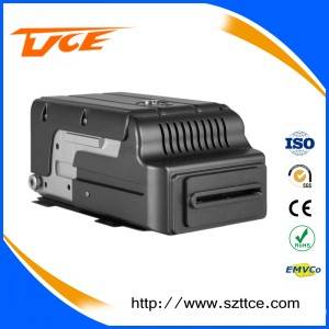 Wholesale smart card reader: EMV Motorized Smart Card Reader Writer That Support Magnetic/Contact Contactless IC/Mifare Card