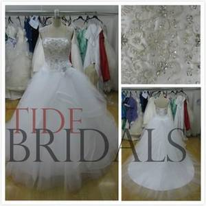 Wholesale wedding gowns: Ball Gown Wedding Dress AS1088
