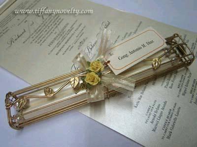 Wedding Invitations Scrolls Tubes Futureclim Info