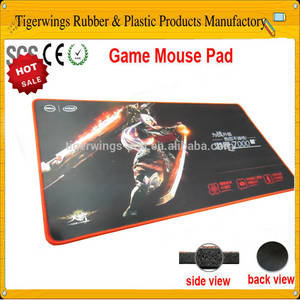 Wholesale Mouse Pads: Custom Natural Rubber Gaming Mouse Pad with Your Own Design