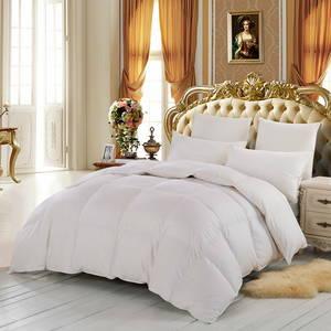 Wholesale down quilt: Goose Down & Feather Duvet Comfort Quilt