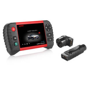 Wholesale car diagnostic tool: Launch CRP Touch Pro with BENZ BMW Connector Car Diagnostic Service Reset Tool
