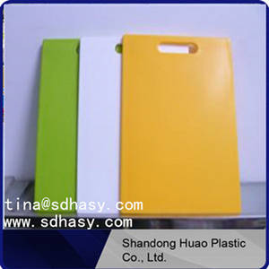 Wholesale Other Kitchenware: Household Non Toxic and Tasteless UHMWPE Plastic Cutting Board / Durable Chopping Board Factory