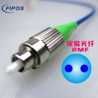 1550nm Polarization Maintaining Patch Cord FC/APC Connector Panda Fiber