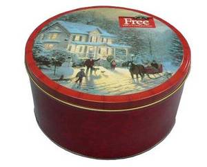 Wholesale biscuit tin: Biscuit Tin Box