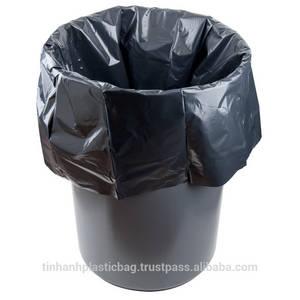 Wholesale bags: HDPE Garbage Bag