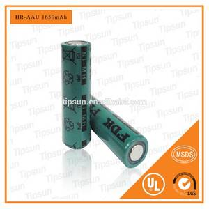 Wholesale ni mh power tool battery: Rechargeable AA 14500 NIMH Battery