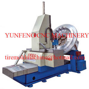 Wholesale tyre machine: Pattern Milling Machine for Tyre Mould