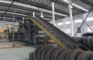 Wholesale concrete cutter: Full-Automatic Tyre Recycling Line