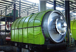 Wholesale organic polymer: Tyre Pyrolysis Plant