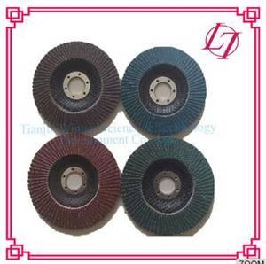 Wholesale zirconia disc: Premium Zirconia Alumina ABRASIVE FLAP DISC -sanding Disc 4 Inch
