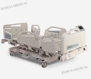 Wholesale hospital bed: Hospital Furniture CE Approved, Multi-function Electric Hospital ICU Bed with CPR and Scale