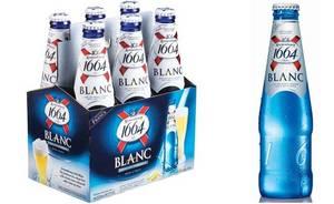 Wholesale budweiser btls: Kronenbourg 1664 Blanc Beer.