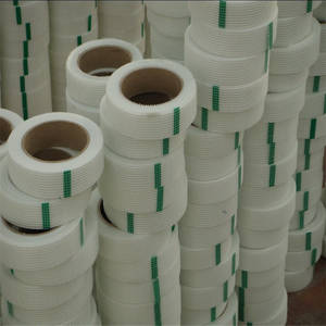 Wholesale woven patch: Has A Good Waterproof Performance of Glass Fiber Grid Cloth