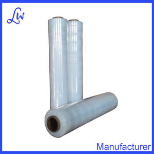 Wholesale Stretch Film: Hand PE Stretch Film for Pallet Wrap