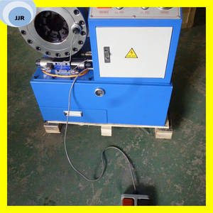 Wholesale elbow dimensions: Hose Crimping Machine for 2 Inch Hose Hose Swager Machine
