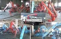 Sell Japanese Cargo Truck's Crane