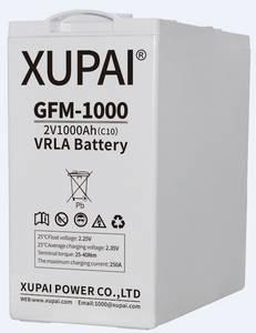 Wholesale ups battery: UPS Battery Deep Cycle Battery 2V 1000ah Xupai Brand