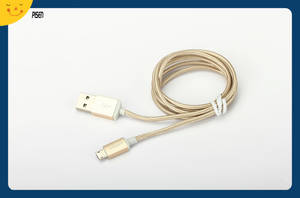 Wholesale Cables: Pisen 2 in 1 Braided Micro USB Charing Data Cable 1000mm 1500mm for Mobile Phone