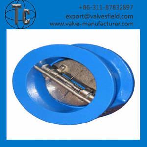 Wholesale wafer: Wafer Check Valve DIN PN16