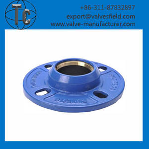 Wholesale Pipe Fittings: Quick Flange Adaptor for PVC/HDPE Pipe