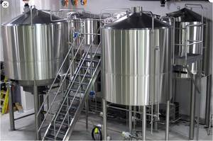Wholesale cip cleaning system: Beer Brewery Equipment